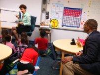 dzieci, uczniowie w trakcie zajęć