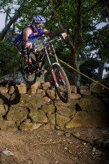 downhill na rowerze