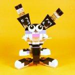 zabawka z klocków Lego
