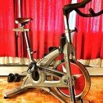 Rowerek do ćwiczeń