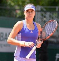 tenisistka na korcie