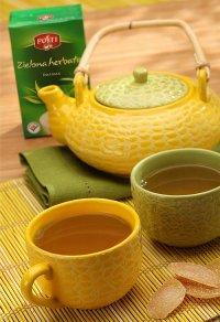 zielona herbatal